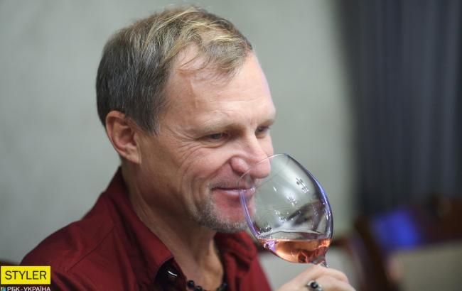 Із музиканта в винороби: Олег Скрипка про нову пристрасть у житті та дружбу з П'єром Рішаром