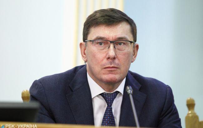 Наступного тижня Зеленський внесе в Раду подання на звільнення Луценка