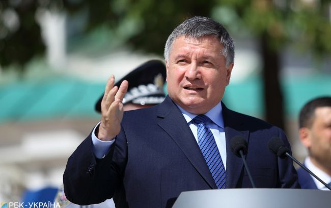 Аваков отреагировал на поджог дома Гонтаревой