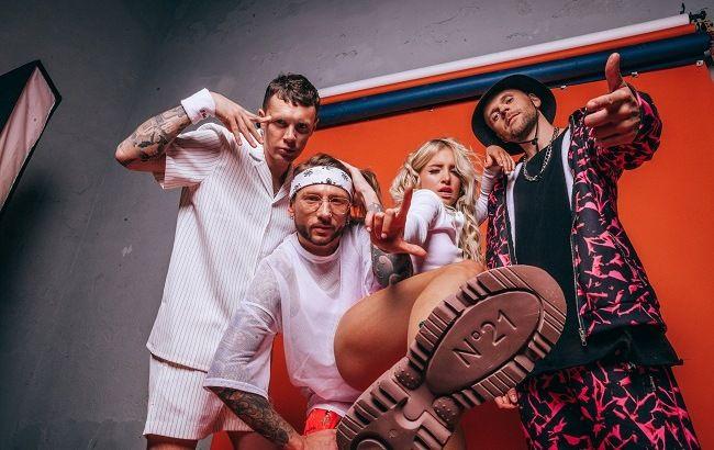 """Авторы хита """"Шаленій"""" - группа DILEMMA выпустили новый взрывной трек и клип """"Динаміт"""""""