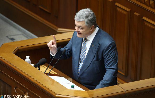 Порошенко не исключает теракты в период выборов
