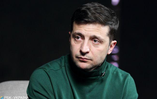 """Зеленский не придет на теледебаты на """"Суспільне"""""""