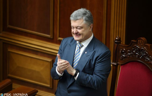 """Порошенко підписав """"мовний закон"""""""