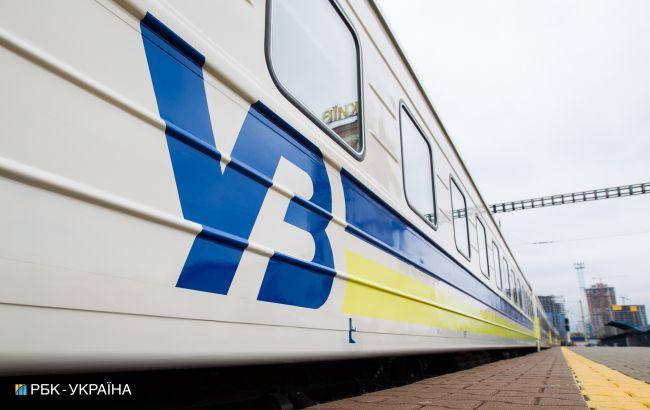 Футбольні фанати розгромили вагони поїзда Львів-Запоріжжя