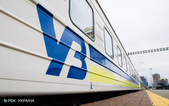 В декабре поезд Киев-Рига будет курсировать через день