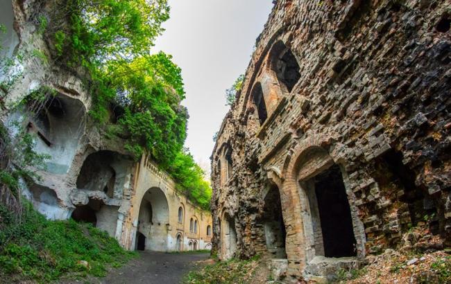 Маршрут выходного дня: Замок города Дубно и Таракановский форт