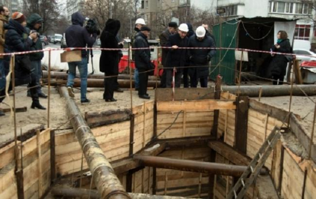 Фото: канализация (kyivcity.gov.ua)