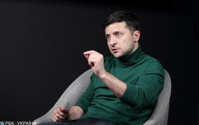 Зеленський роз'яснив позицію щодо заборони артистів з РФ