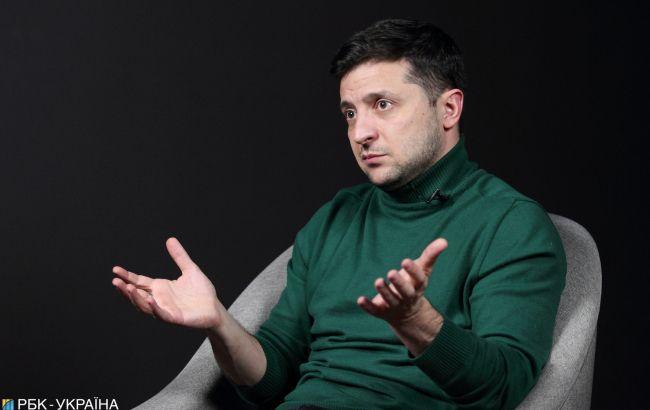 Владимир Зеленский: Нам выгодно распустить Раду, но будем думать и поступать по закону
