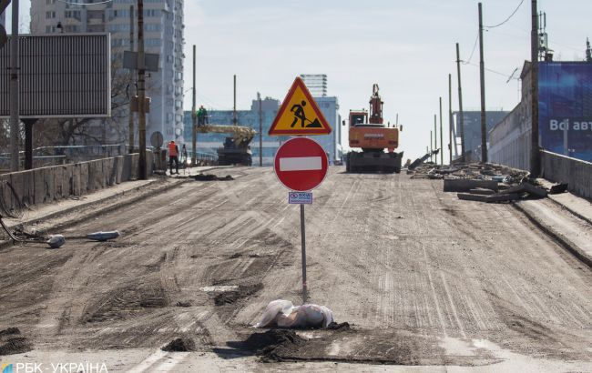 Шулявський міст у Києві завтра відкриють для транспорту