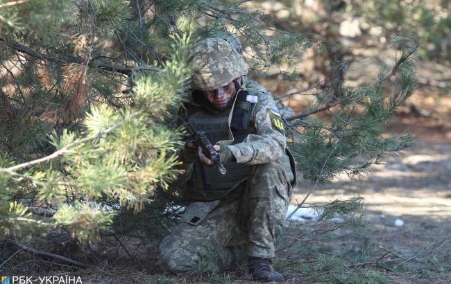 Военные перед отправкой в зону ООС будут проходить 14-дневный карантин