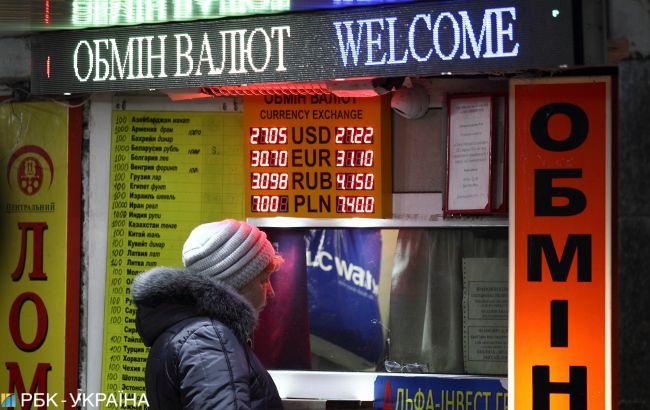 Украинцы в марте возобновили покупку валюты