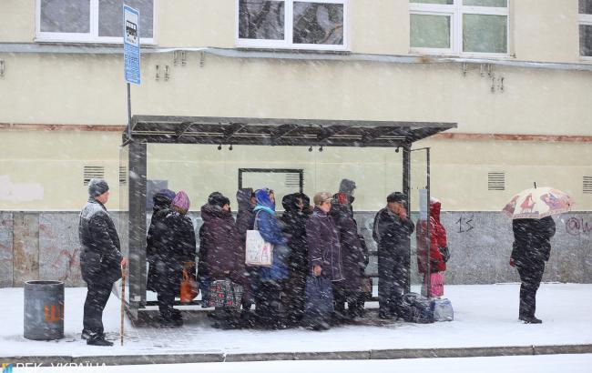 Крижаний дощ: синоптик попередила про погіршення погоди в Україні