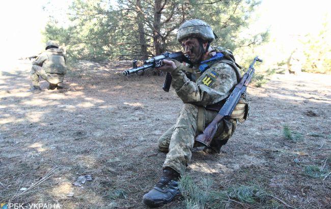 "Боевики пять раз нарушили ""тишину"" на Донбассе"