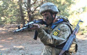 """На Донбассе с начала суток три нарушения """"тишины"""". Обошлось без потерь"""