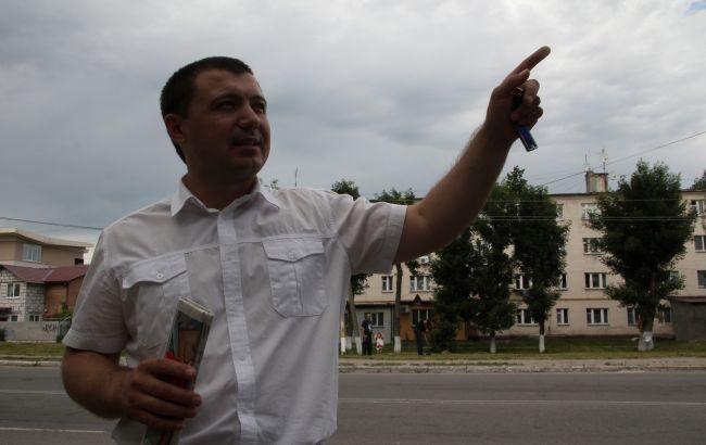 Фото: поселковый глава Чабанов Александр Киризлиев