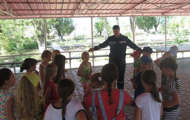 Фото: с Донбасса, в том числе, переселились более 172 тыс. детей