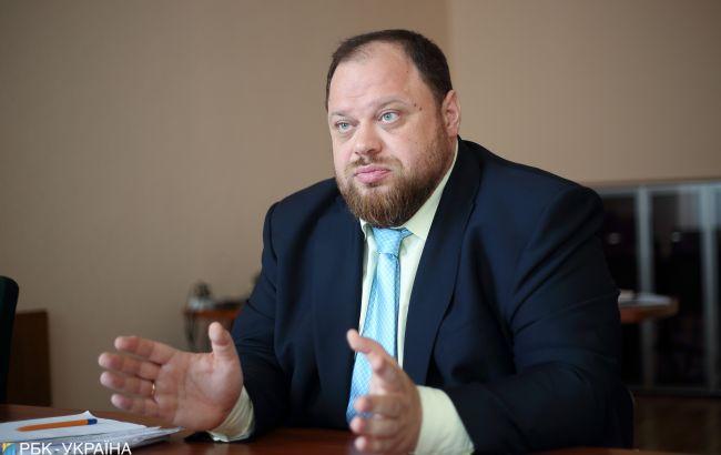 """Стефанчук рассказал, какая идеология у """"Слуги народа"""""""