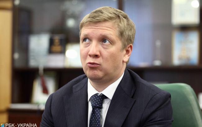Коболєв назвав можливий термін відновлення газових переговорів з РФ