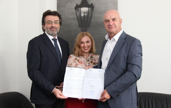 Чешская газовая ассоциация стала партнером R&D проектов РГК