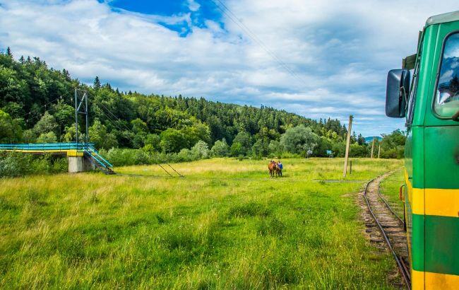 Моршин и Карпатский трамвай: локации для семейной поездки, которые вас удивят