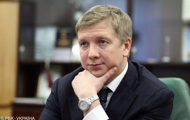 Коболев ответил на заявления Путина по газу
