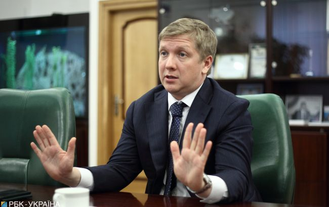 Коболєв: транзит газу по території України може скласти 75 млрд куб. м
