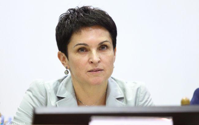 Голова ЦВК назвала подання Зеленського політичним рішенням