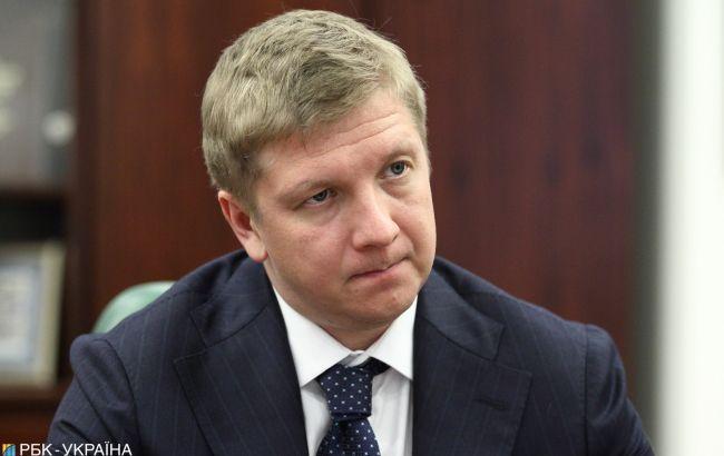 """Коболєв розповів, що його не влаштовує в контракті з """"Газпромом"""""""
