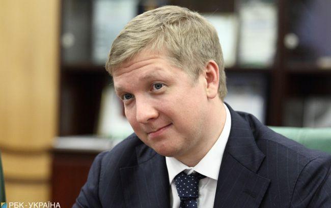 Коболев: Россия готова подписать газовую сделку, чтобы избежать санкций США