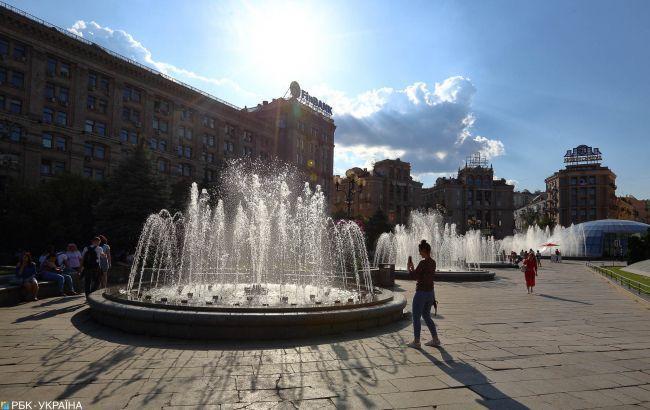 На выходных Украину накроет жара