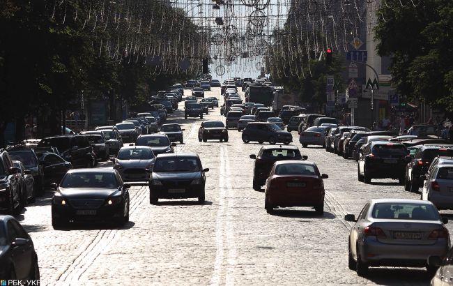 Улицы не соответствуют критериям: Киев отказался повышать скорость до 80 км/ч с 1 апреля