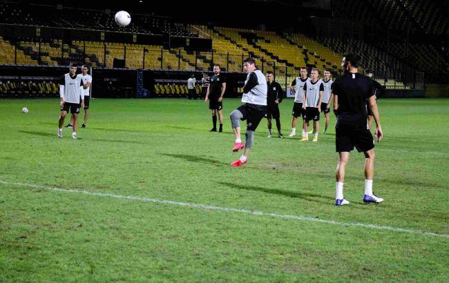 Арис - Колос: прогноз на дебютный матч украинского клуба в Лиге Европы
