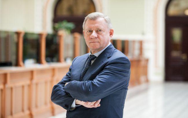 Глава НБУ подав у відставку