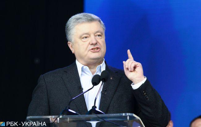 Порошенко назвав число загиблих на Донбасі силовиків