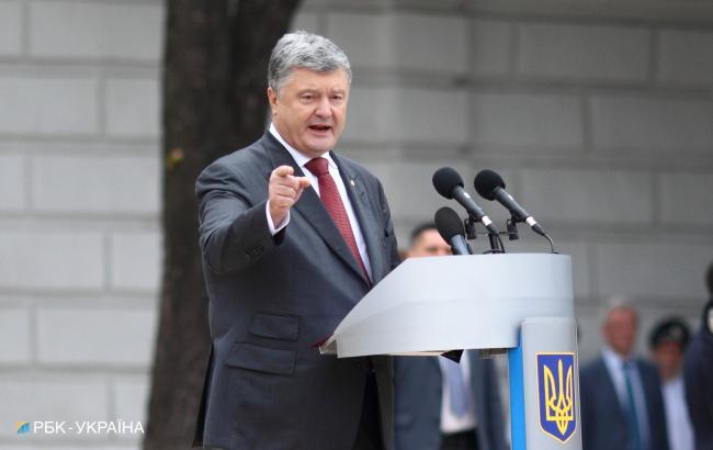 Порошенко призвал Норвегию присоединиться к кампании по освобождению политзаключенных РФ