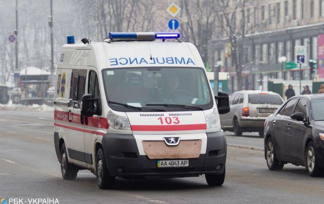У Києві побили водія швидкої допомоги