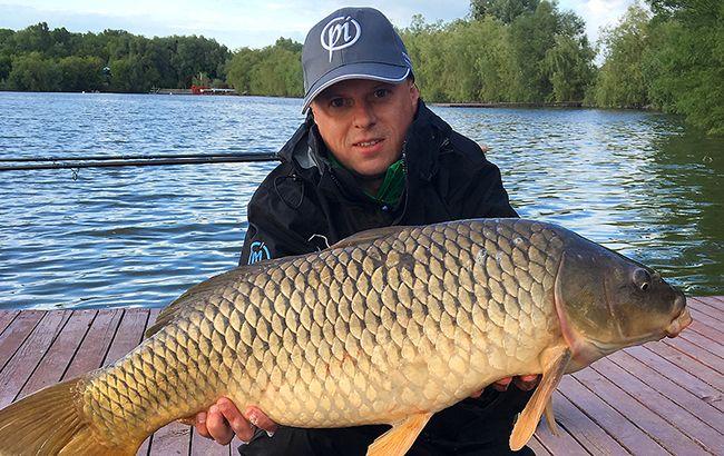 Виктор Вацко знает толк в фидерной рыбалке (фото из личного архива)