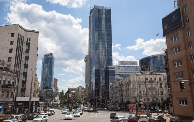 Фото: бізнес-центр Gulliver (РБК-Україна)