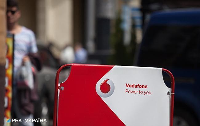 На оккупированном Донбассе снова пропала связь Vodafone