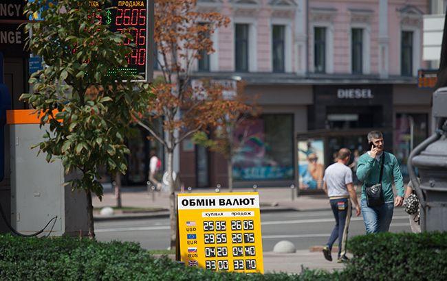 Украинцы увеличили продажу валюты на наличном рынке