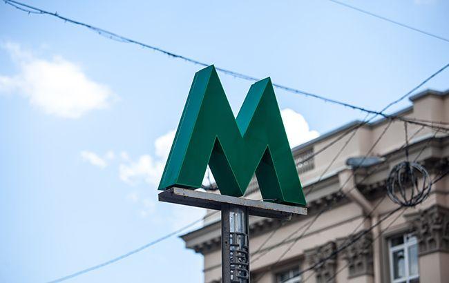 Вметро украинской столицы сломался поезд ивызвал перебои вработе подземки