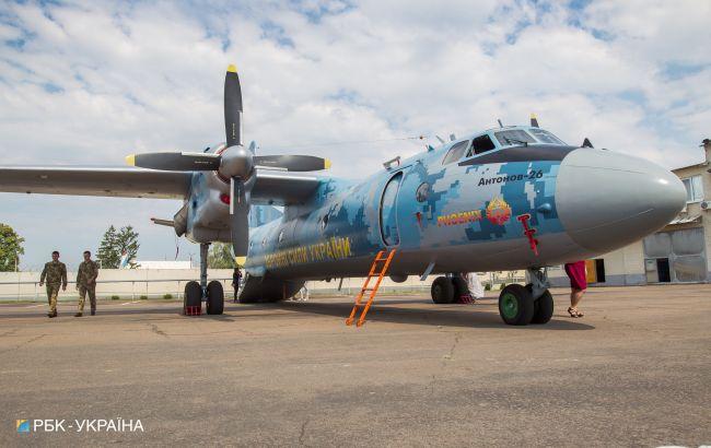 В ВСУ показали схему движения самолетов на аэродроме перед катастрофой АН-26