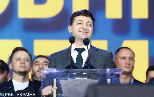РПЦ привітала Зеленського з перемогою на виборах
