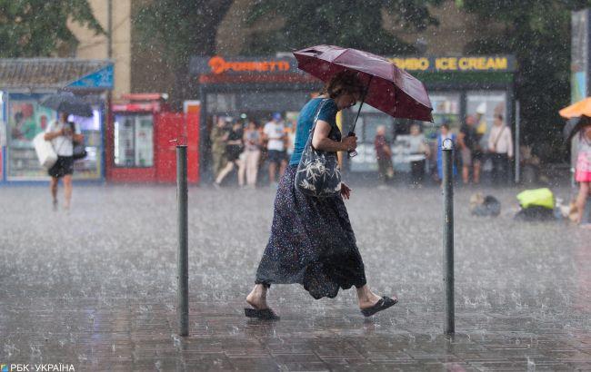 Град, грози і зливи: синоптики засмутили прогнозом погоди