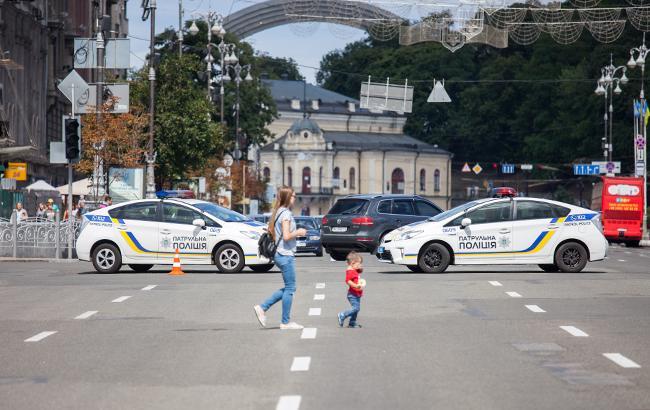 В центре Киева с 15 по 18 сентября 2017 года частично ограничат движение в  связи с мероприятиями по случаю Всеукраинского праздника благодарности. 4d400055c59