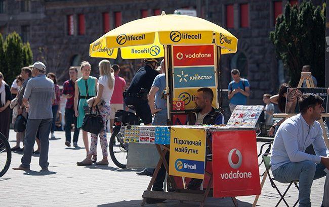 В Украине запускают услугу переноса телефонных номеров