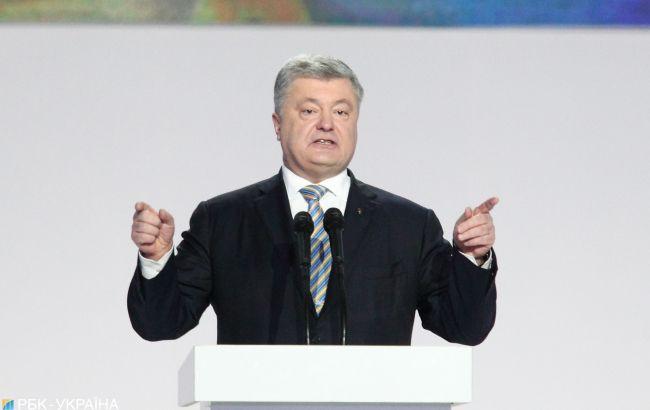 Порошенко назвав число загиблих військових на Донбасі за час агресії РФ