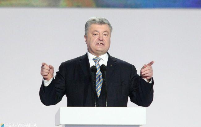 Порошенко назвав терміни підписання закону про курс на ЄС і НАТО