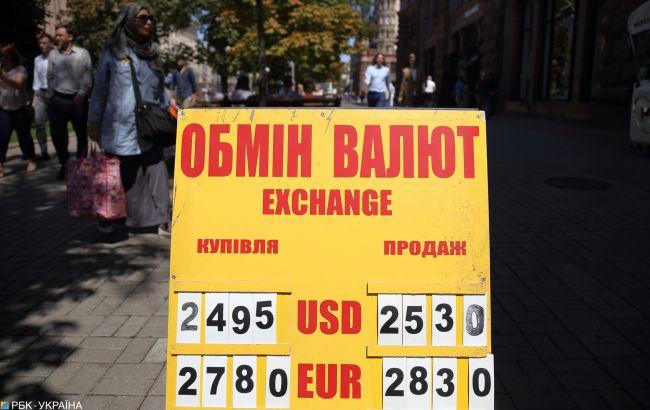 Курс долара 14 серпня: НБУ, міжбанк, готівковий ринок